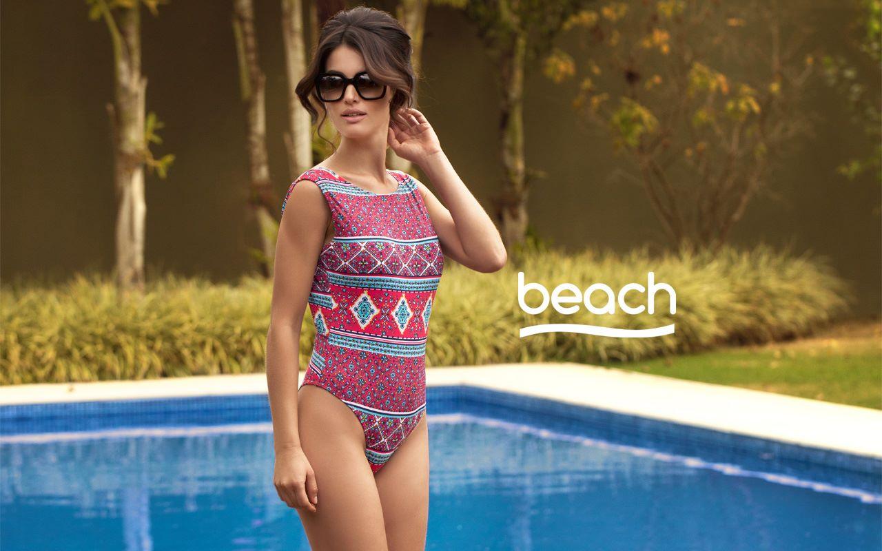 top beach praia lingerie