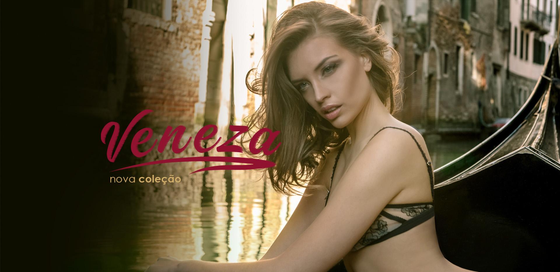 lingerie outono inverno 2017 Veneza